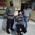 Polsek Urban Pitumpanua  Amankan Pencuri HP