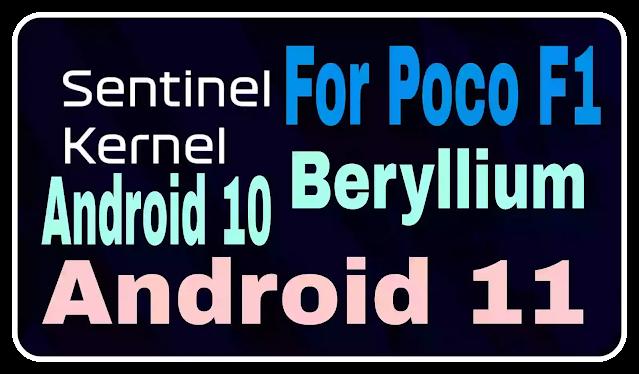 Sentinel-Kernel-1.5-For-Poco-F1-Gaming-Performance-Beryllium