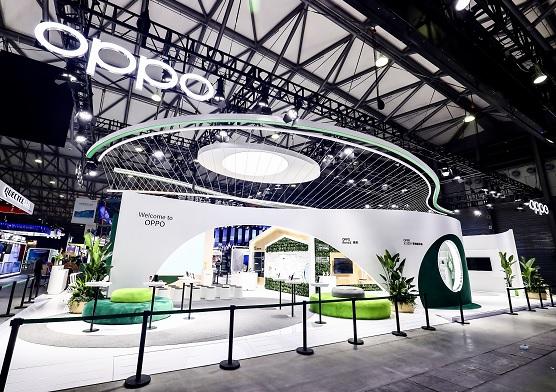 OPPO Mobile World Congress, Shanghai 2021