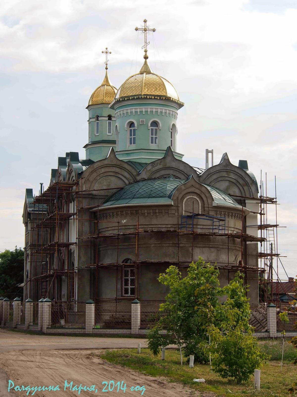 Воронеж церковь