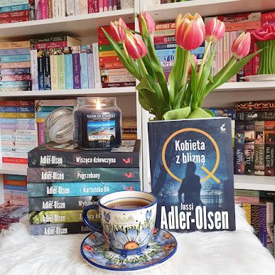 Jussi Alder-Olsen – Kobieta z blizną