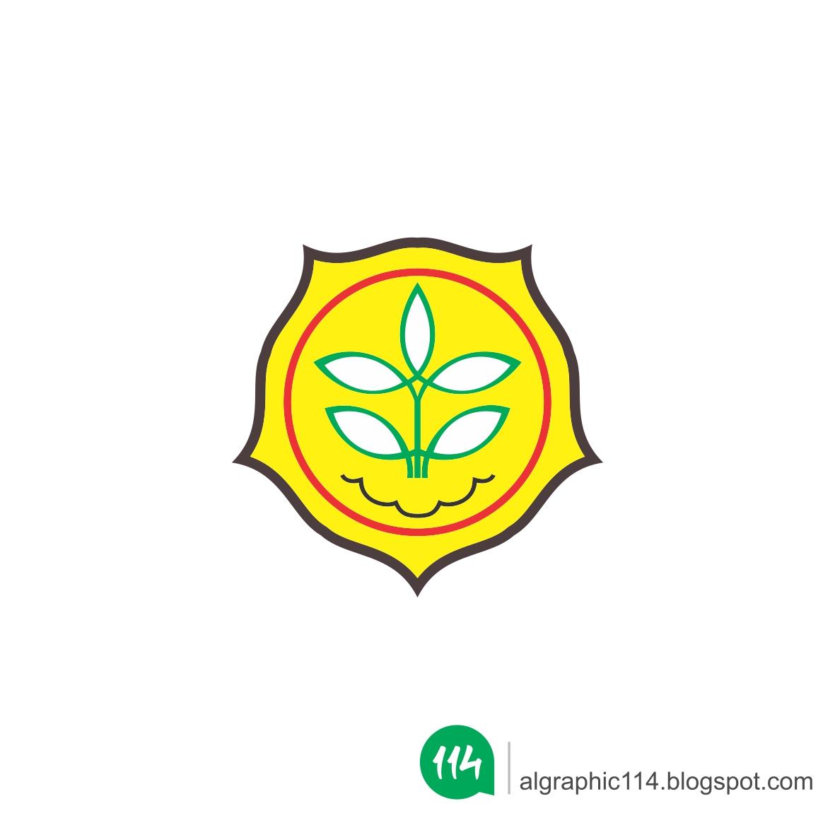 Logo Departemen Pertanian Vector Cdr Algraphic 114