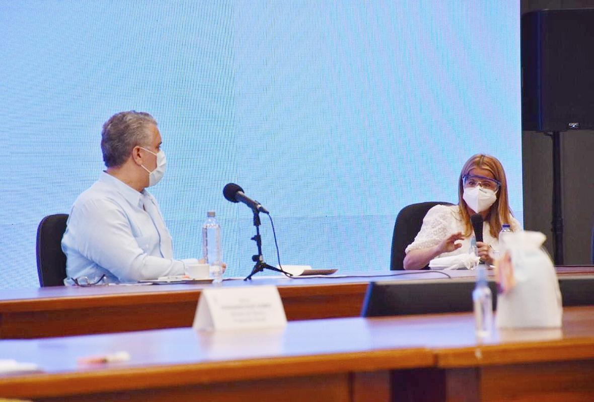 Gobernadora anuncia inversión de $1.8 billones para reactivar turismo