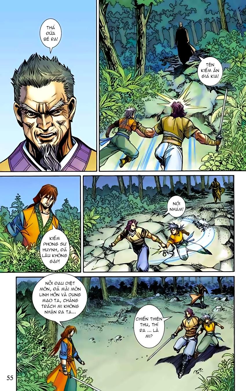 Bạch Phát Quỷ chap 6 - Trang 15