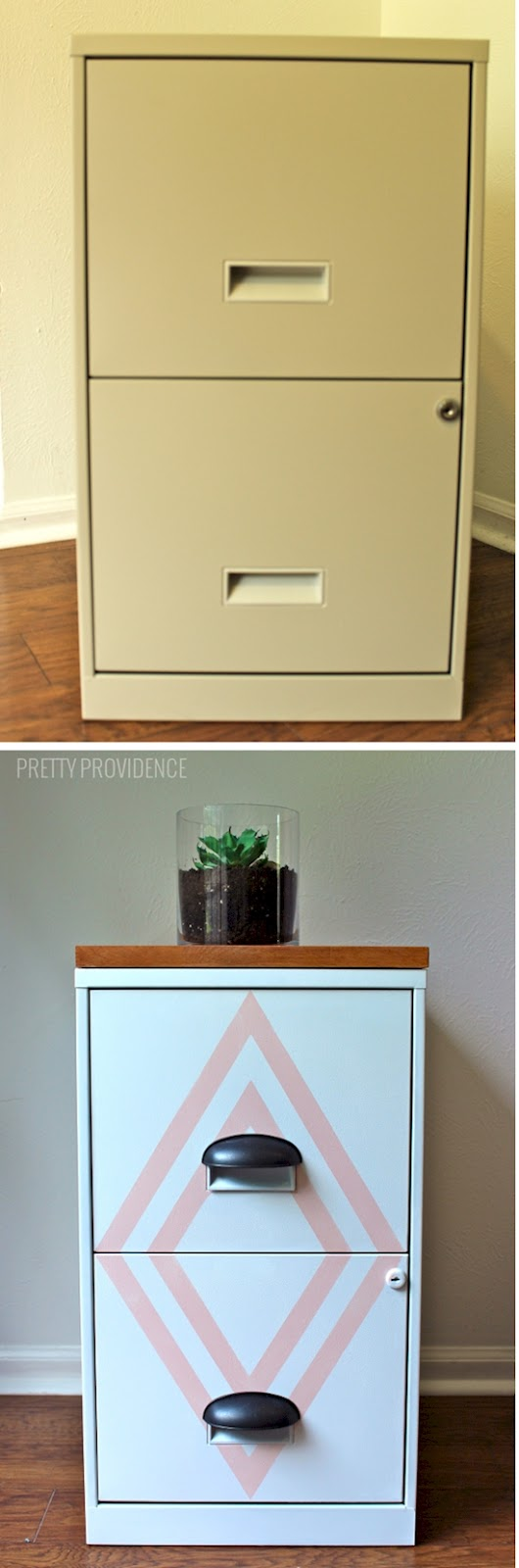 15 Projects That Will Transform Old Filing Cabinets | Do ...