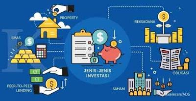 Berbagai Jenis Investasi Di Indonesia Dan Keuntungannya
