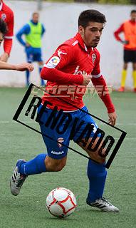 Morcillo Real Aranjuez Fútbol