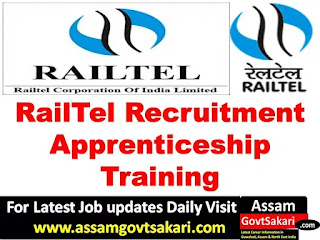 RailTel Recruitment 2019