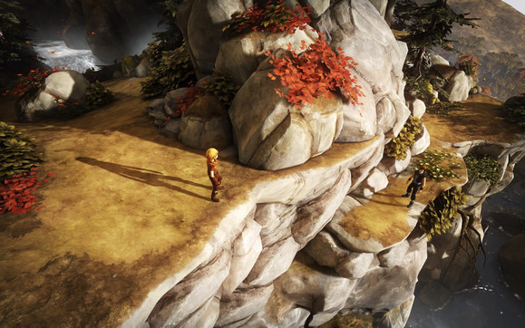 Guide two brothers on an epic fairy tale journey from visionary Swedish film director Brothers A Tale of Two Sons-FLT