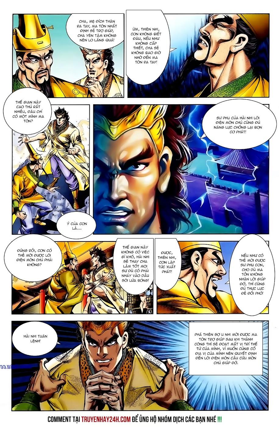 Cơ Phát Khai Chu Bản chapter 109 trang 24