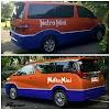 """Alphard """"Berseragam"""" Metro Mini, Angkot Zaman Now"""
