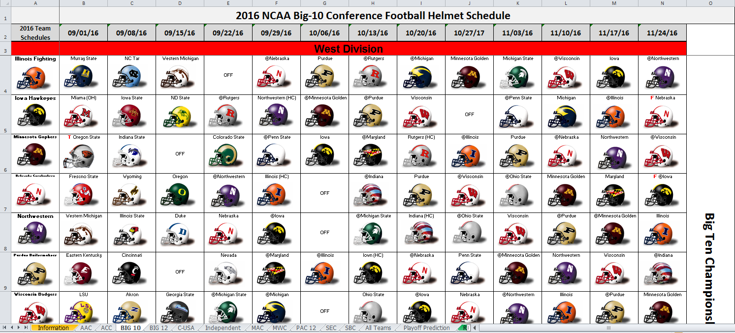 football shedule college footballschedule