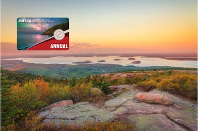 Marriott Bonvoy & National Parks Partnership
