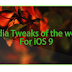Cydia tweaks of the week for iOS 9 : Cream, FastShare, SmartBanners and more