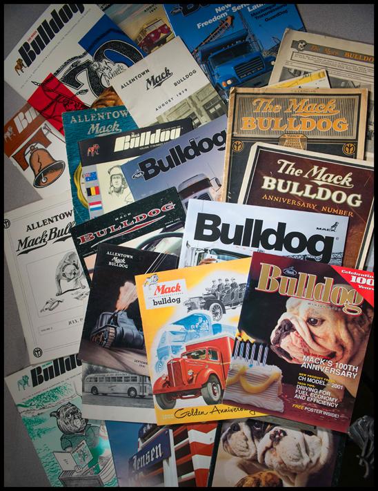 Mack Trucks Bulldog Magazine
