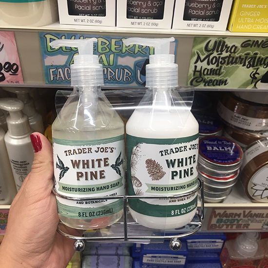 Trader Joe's Hand Soap and Lotion Set Review   Will Bake for Shoes