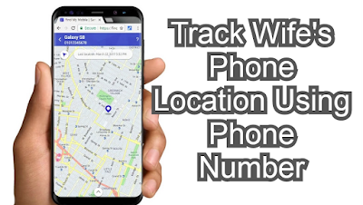 Track Phone Location Using Phone Number