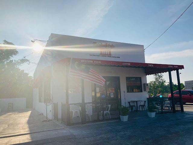 Nikmati Keenakan Rasa Coffee the Townhall Cafe, Kampung Sijangkang
