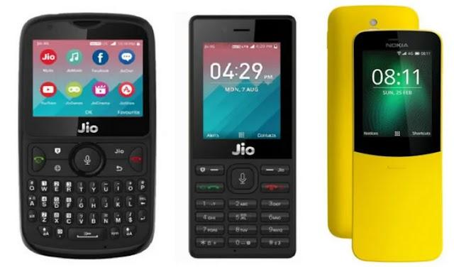 रिलायंस देगी नए साल का तोहफा: दोबारा लॉन्च होगा 4G फीचर वाला जियो फोन!