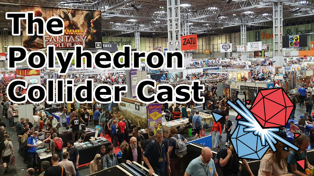The Polyhedron Collider Cast 63 - UK Games Expo 2019