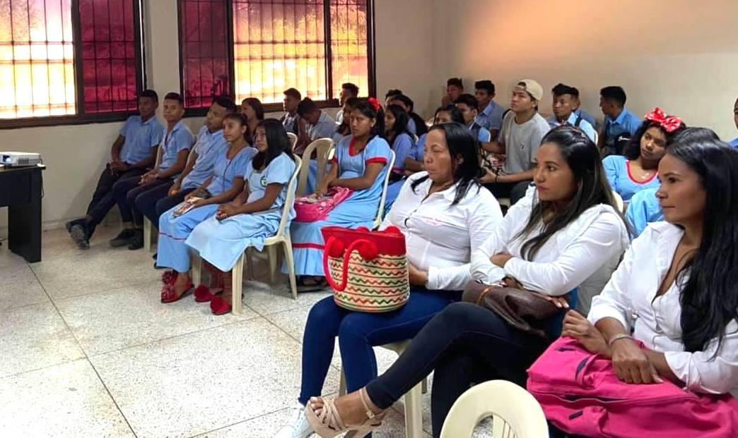 hoyennoticia.com, Uniguajira en Fonseca trabaja para erradicar violencia domestica