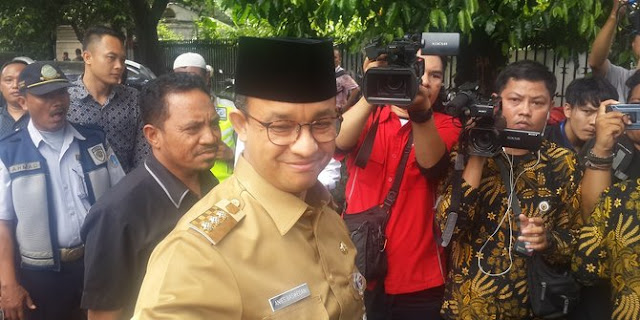 Anies Baswedan Terancam Dibebastugaskan Jika Mengabaikan Laporan Ombudsman, Kenapa Lagi Dengan Gubernur Baru Jakarta