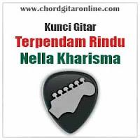 Chord Kunci Gitar Nella Kharisma Terpendam Rindu