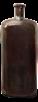 Una bottiglia di Pozione Polisucco dal vecchio Pottermore