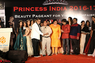 John Aham, Bhagyashree, Subhash Ghai and Amyra Dastur Attends Princess India 2016 17 Part2 024.JPG