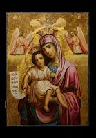 Maica Domnului, Axionita, Axion estin, Preasfanta Nascatoare de Dumnezeu, Rugaciuni la Maica Domnului, Icoanele Maicii Domnului