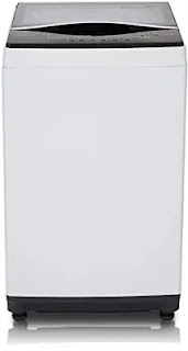 Bosch 6.5 Kg Fully Automatic Top Loading Washing Machine (WOE654W1IN)