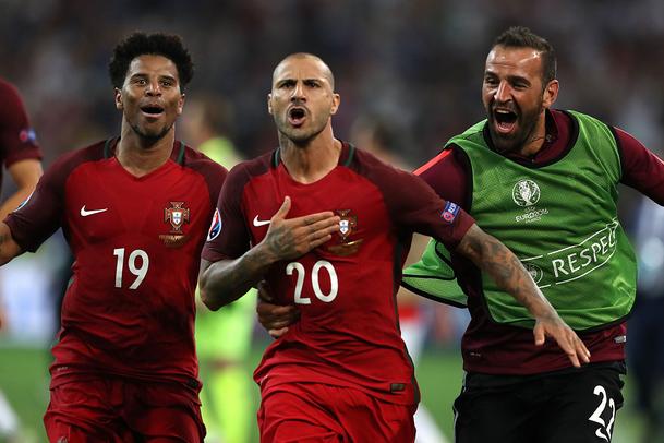 Cuplikan Goll Perempat Final Polandia 0-0 Portugal (Penalty 3-5)
