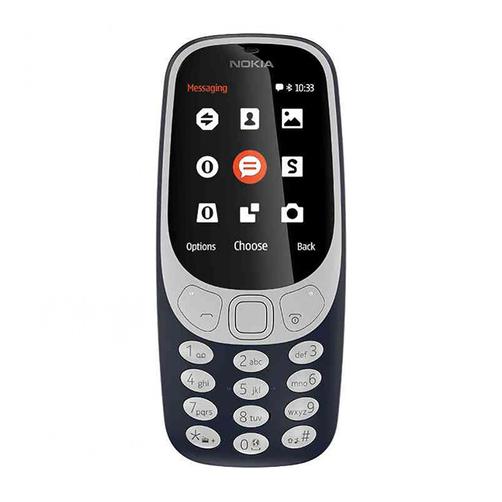 Nokia 3310 2017 Xanh Đen
