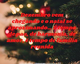 Bom Dia Vem Dezembro Feliz Dezembro