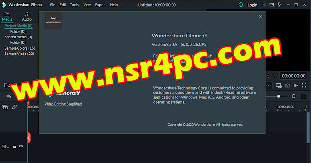 Download Wondershare Filmora 9