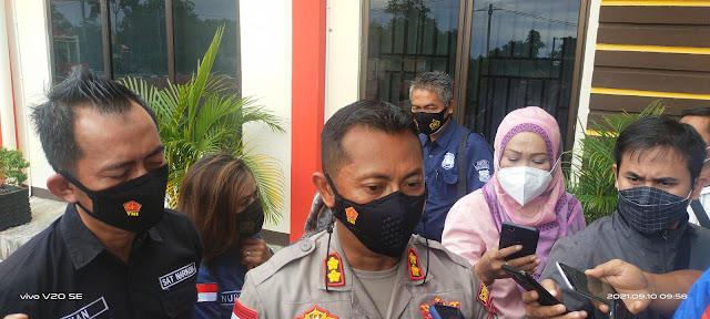 Satreskrim Polres Bintan Berhasil Mengamankan Pelaku Pengeroyokan Ketua DPRD Bintan Hanya Dalam Waktu Tiga Jam