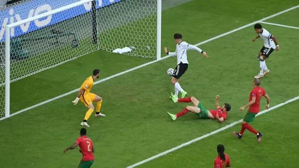 Alemanha vira sobre Portugal em jogão com seis gols