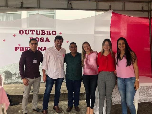 Outubro Rosa: Feira de Saúde da Mulher organizada pela Fundação José Silveira registra mais de 1500 atendimentos/procedimentos no primeiro dia