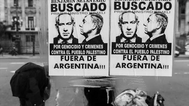 Netanyahu llegará a Argentina bajo fuertes medidas de seguridad