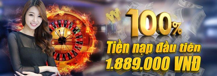 Casino889 khuyến mại