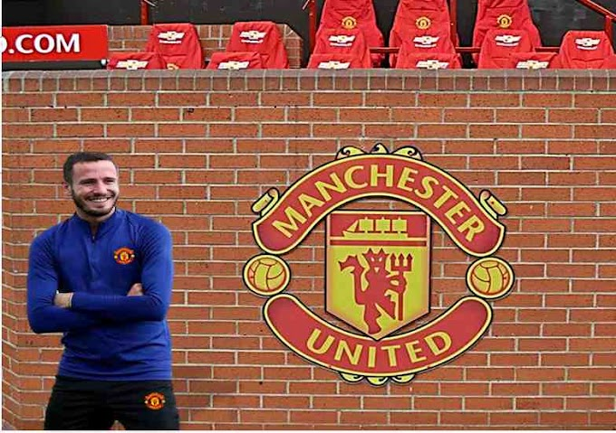 Saul Niguez | Welcome to Man United.