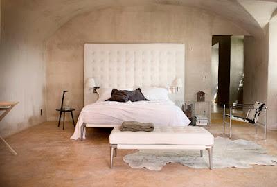 แบบห้องนอนโรแมนติก