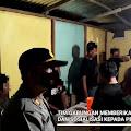 TNI-Polri dan Satpol PP Gelar Ops Yustisi PPKM di Samosir, Ini Videonya