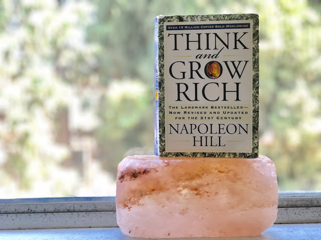 Think and Grow Rich by Napoleon Hill Book Review