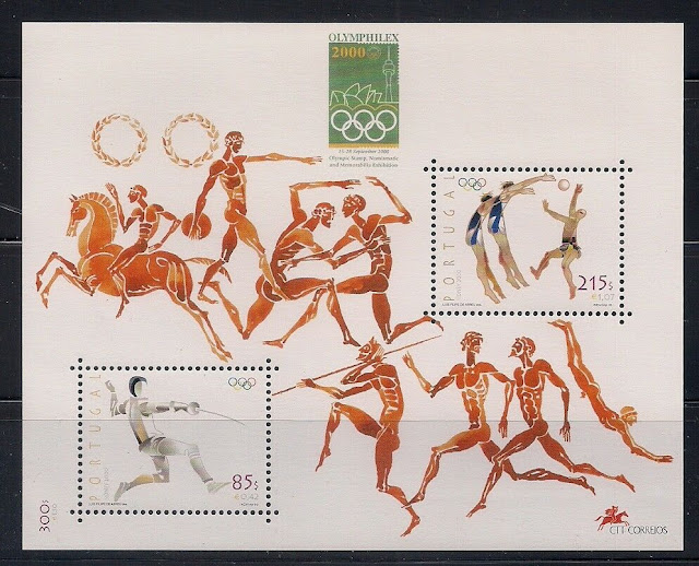Portugal 2000 Olympic