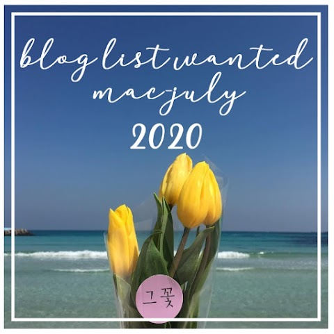 Wanted: A New Blog List for March-July 2020