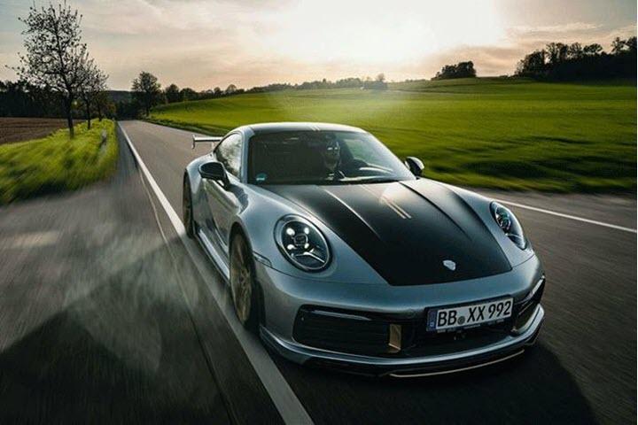 TechArt ra mắt những trang bị nâng cấp cho Porsche 911 mới