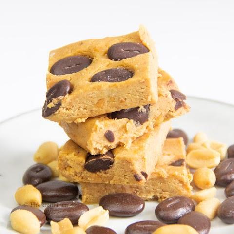 Peanut Butter Coffee Protein Fudge