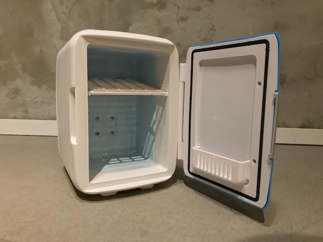 【家電好物】Aiyo0o 迷你雪櫃仔 4 升容量夠凍 6 罐啤酒、汽水