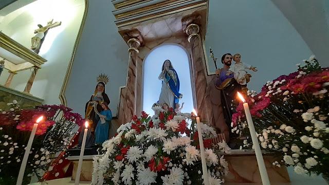 MÊS MARIANO: Noite do Apostolado da Oração renova tradição em São Joaquim do Monte